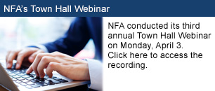 Update on NFA's Swap Dealer and Major Swap Participant Program audio conference